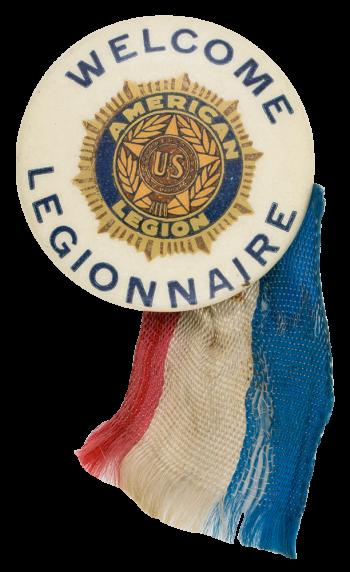 American Legion Ribbon Club Button Museum