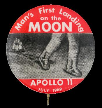 Apollo 11 Events Button Museum
