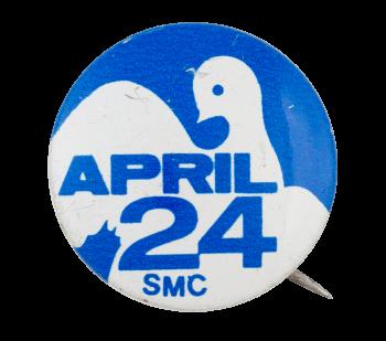 April 24 SMC Event Button Museum