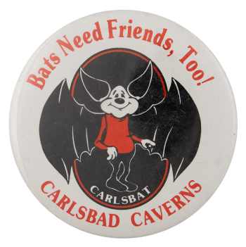 Bats Need Friends Too Event Busy Beaver Button Museum