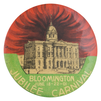 Bloomington Jubilee Carnival Events Button Museum