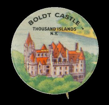 Boldt Castle Event Button Museum