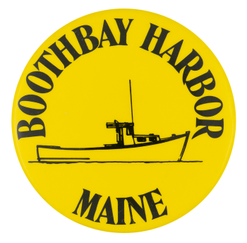 Boothbay Harbor Maine Event Button Museum