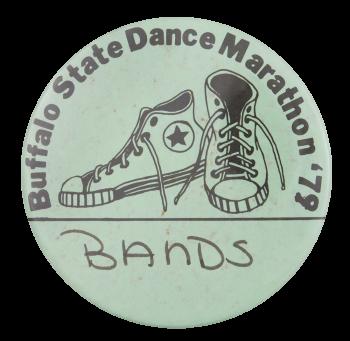 Buffalo State Dance Marathon Events Button Museum