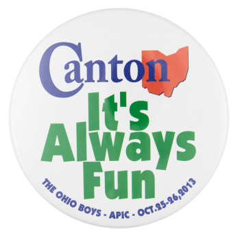 Canton Event Button Museum