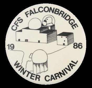 CFS Falconbridge Winter Carnival 1986