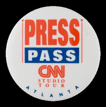 CNN Press Pass Events Button Museum