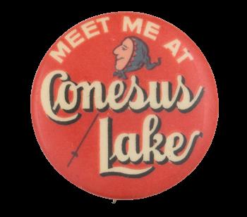 Conesus lake Event Button Museum