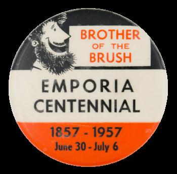 Emporia Centennial Event Button Museum