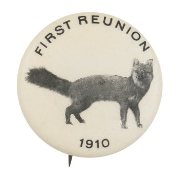 First Reunion Event Button Museum