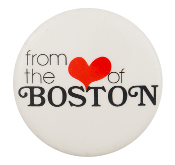 From the Heart of Boston Event Button Museum