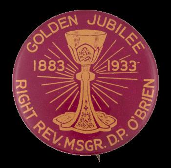 Golden Jubilee Event Button Museum