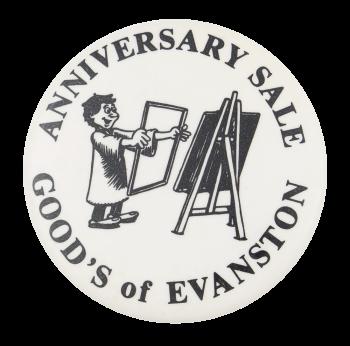 Goods of Evanston Event Button Museum