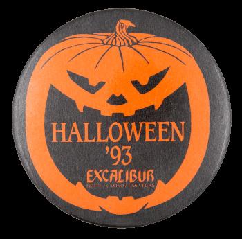 Halloween '93 Event Button Museum