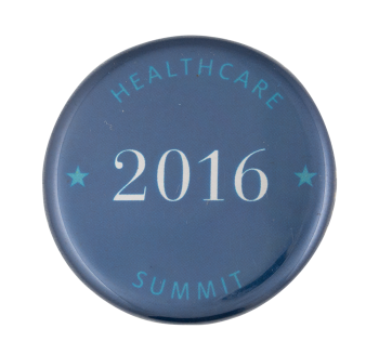 Healthcare Summit Event Button Museum