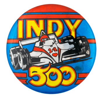 Indy 500 Event Button Museum