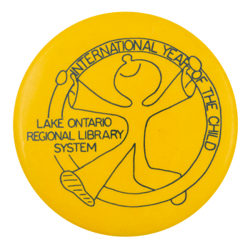 International Year of the Child Event Button Museum