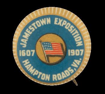 Jamestown Exposition Event Button Museum