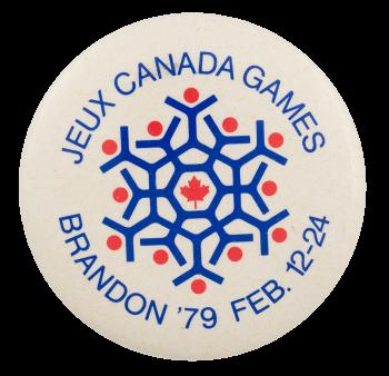 Jeux Canada Games Event Button Museum