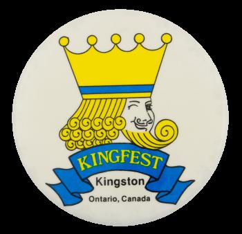 Kingfest Event Button Museum