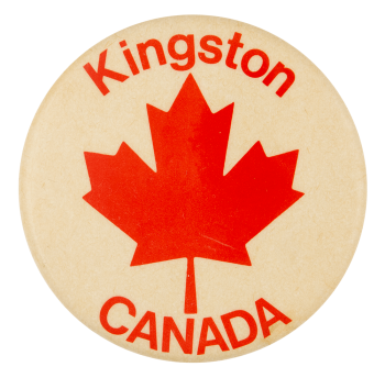 Kingston Canada Event Button Museum