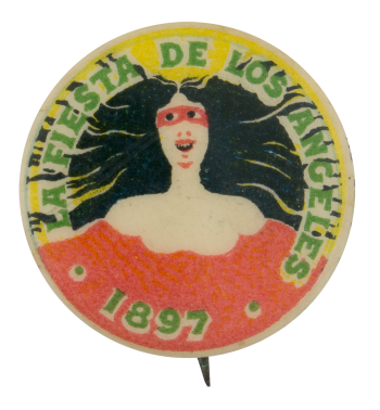 La Fiesta De Los Angeles Events Button Museum
