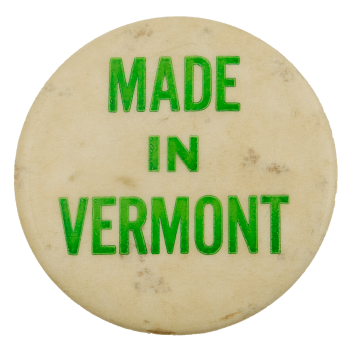 Made in Vermont Event Busy Beaver Button Museum