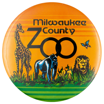 Milwaukee County Zoo Event Busy Beaver Button Museum