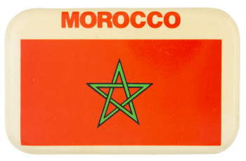 Morocco Event Button Museum