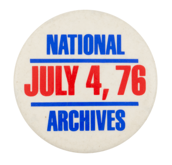 National Archives Event Button Museum
