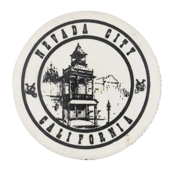 Nevada City Event Button Museum