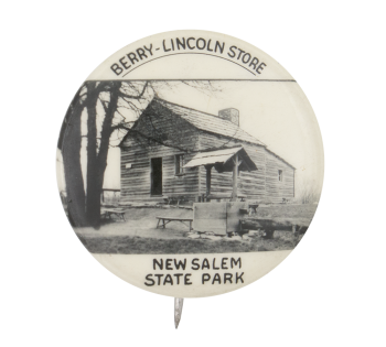 New Salem State Park Event Button Museum