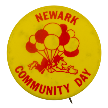 Newark Community Day Event Busy Beaver Button Museum