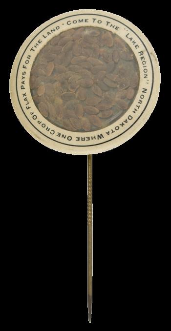 North Dakota Flax Innovative Button Museum