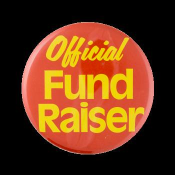 Official Fund Raiser Club Button Museum