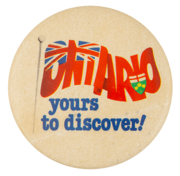 Ontario Yours to Discover Event Button museum