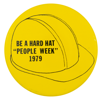 People Week 1979 Event Button Museum