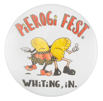Pierogi Fest Event Button Museum