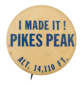 Pikes Peak Events Button Museum