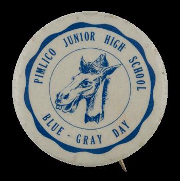 Pimlico Junior High Events Button Museum