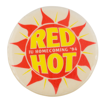 Red Hot Homecoming Events Button Museum