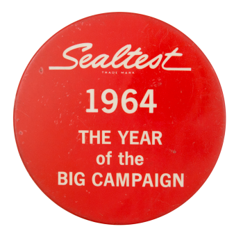 Sealtest 1964 Event Button Museum
