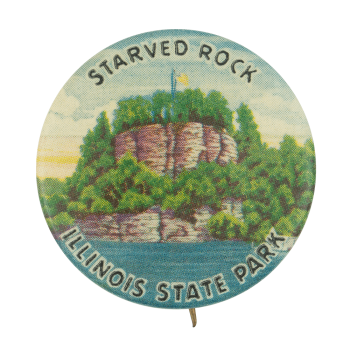 Starved Rock Event Button Museum