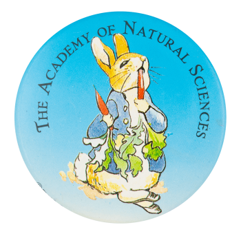The Academy of Natural Sciences Event Button Museum