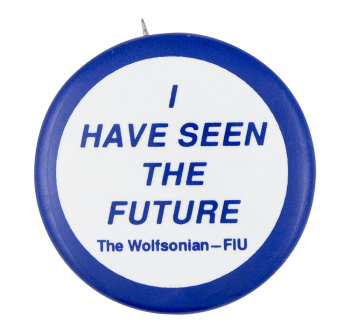 The Wolfsonian Event Button Museum