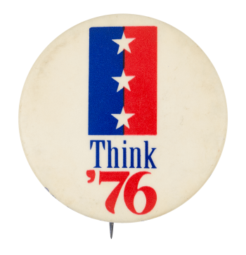 Think '76 Event Button Museum