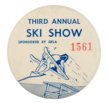 Third Annual Ski Show Event Button Museum