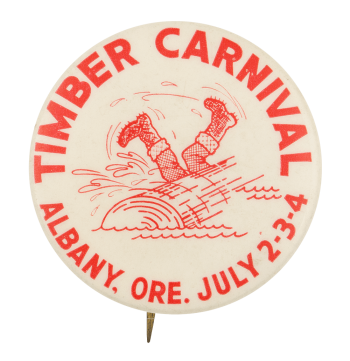 Timber Carnival Event Button Museum