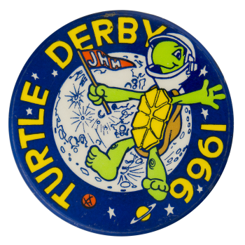 Turtle Derby Events Button Museum