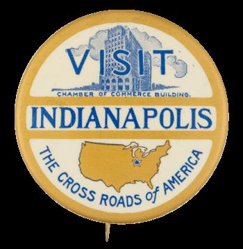 Visit Indianapolis Event Button Museum